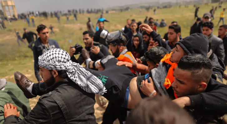 Gideon Levy: The Israel Massacre Forces