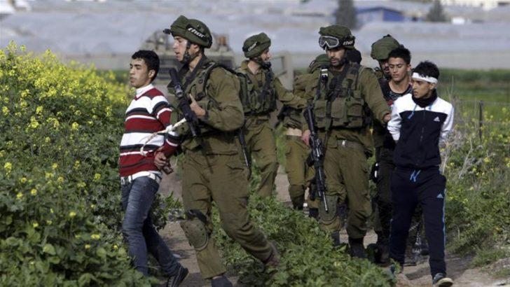 UK silence on Israel's detention of Palestinian children
