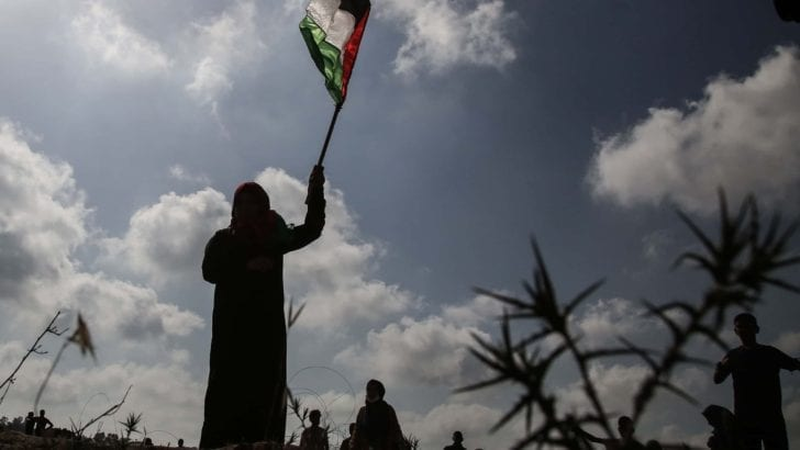 'Sometimes dancing, sometimes furious': a girl shot dead in Gaza