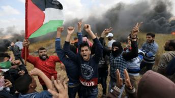 FAIR: As Israel Kills Dozens and Maims Thousands, Palestinian 'Violence' Under Media Microscope