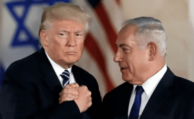 Analysis: Trump Tells World to Drop Dead as Netanyahu Dictates His Nixing of Iran Deal