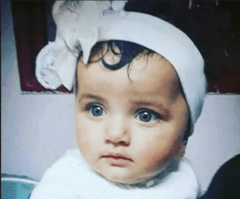In Gaza, 8-month old baby girl dies from smoke inhalation
