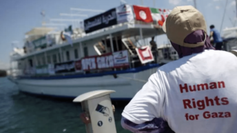 """Freedom Flotilla"" sets sail from Sweden to the Gaza Strip"