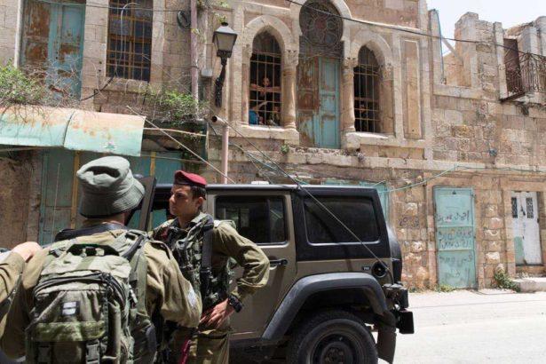 Israeli soldiers weld door shut, imprisoning family inside their home