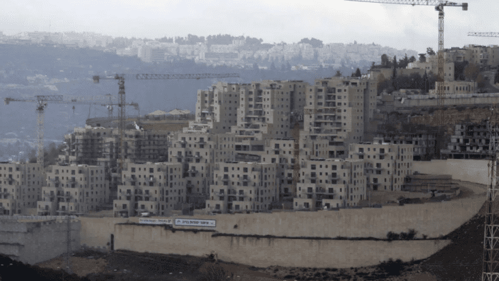 "Israeli Supreme Court hears petitions, ""apartheid"" accusations against Settlements Law"