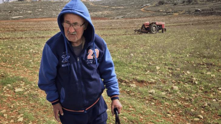 Israeli army orders Jordan Valley farmers to evacuate land in order to raze it