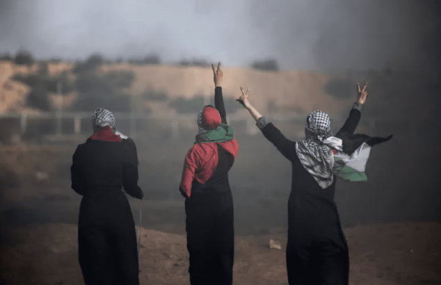 For Palestinian Feminists, Liberation Has 2 Meanings