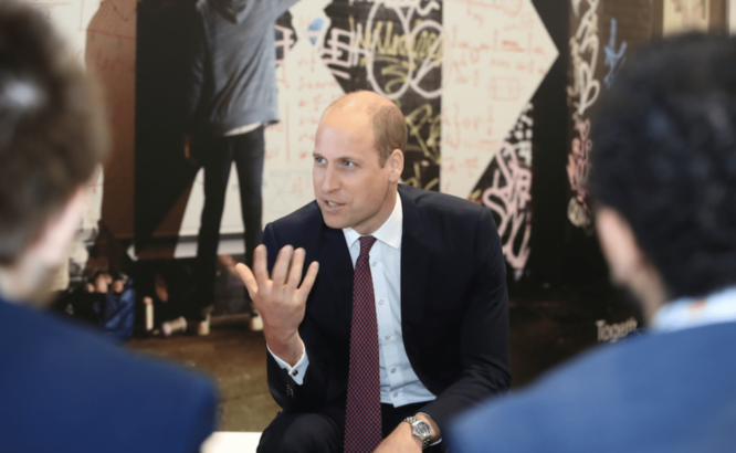 Prince William's itinerary puts Jerusalem in 'Occupied Palestinian Territories'