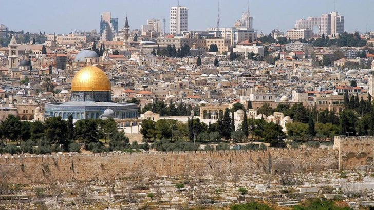 A letter to General Convention regarding Justice in the Holy Land