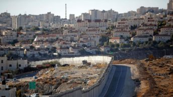 Israel Approves The Illegal Annexation of Palestinian Lands Near Ramallah