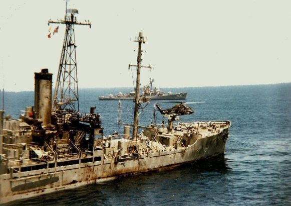 One Freedom Flotilla Passenger was a USS Liberty Survivor