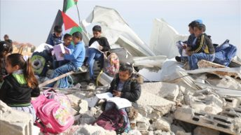 Another Palestinian village faces home demolitions: welcome to Abu Nuwar
