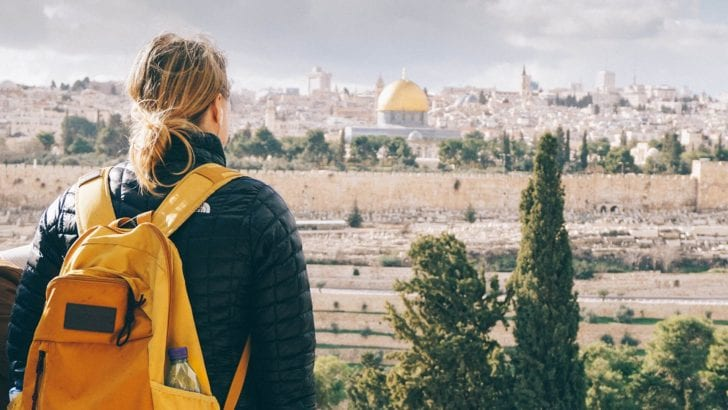 The back story of Passages, Museum of the Bible's program to take Christian college students to Israel