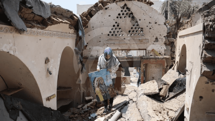 Aftermath Of Israeli Strikes Proves Israel Is Targeting History, Culture And Ordinary Civilians