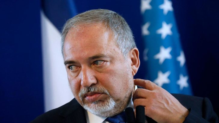 Avigdor Lieberman: all of Gaza's dead were Hamas (with commentary)