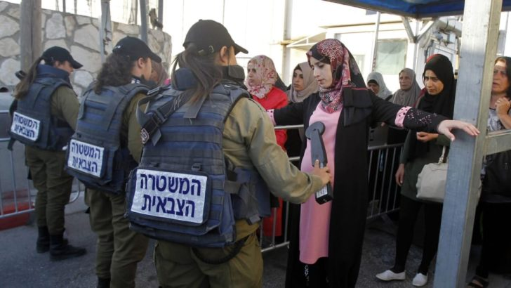 Ha'aretz: What Happens at Israel's Border Crossings Is Calculated Humiliation