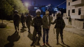 Israeli forces abducted 520 Palestinians in July