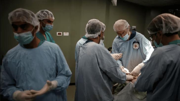 Gunshot Gaza: hospitals struggle to treat surge in firearms injuries