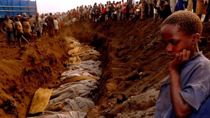 Ha'aretz: Archives Reveal that PR Motive Guided Israel in Aiding Rwanda Genocide Victims