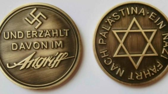 The history of Zionist collusion with Nazis