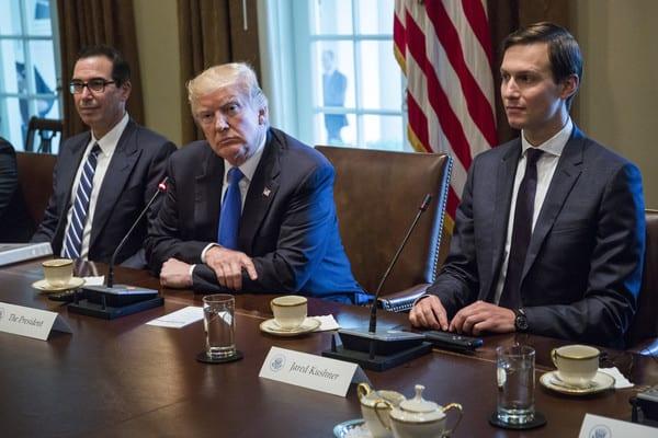 Trump says that U.S. negotiations on Israel-Palestine belong to Jewish community leaders