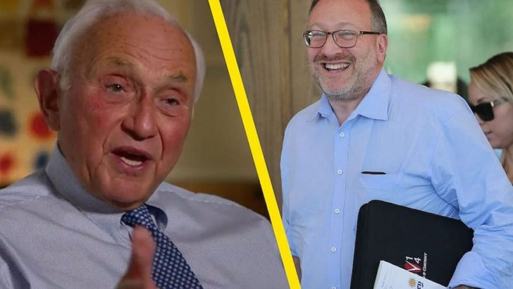 NYT story on billionaire Seth Klarman hid his Israel lobby role… Les Wexner also quit Republicans over concern for Israel