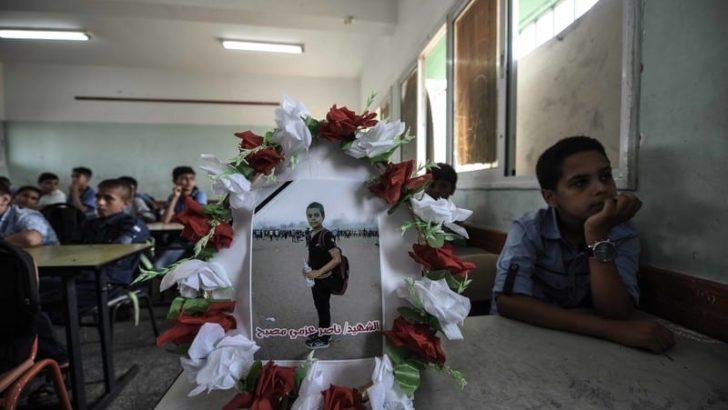 Israel targets Gaza's children, say witnesses