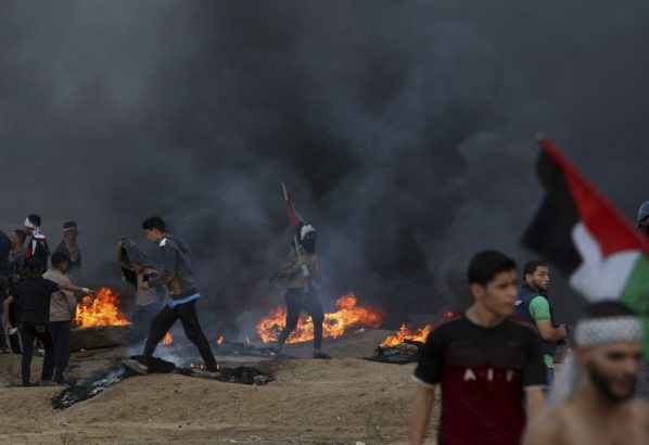 Israeli forces kill 4 unarmed protesters in Gaza, 1 in West Bank
