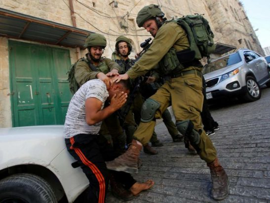 IMEMC reports: Israelis abduct, injure, attack Palestinians in West Bank & Gaza