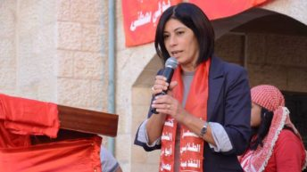 Israel is Afraid of Khalida Jarrar