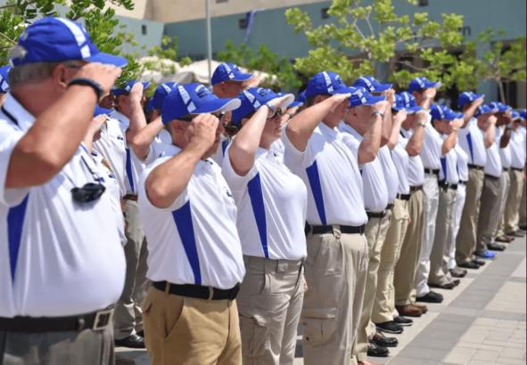 FLASHBACK: Making America as 'secure' as Israel – Israelis train U.S. police