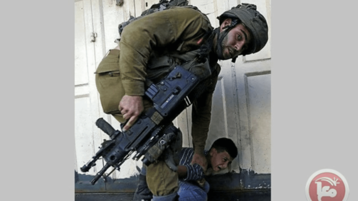Israeli forces detain 8-year-old Palestinian child near Hebron