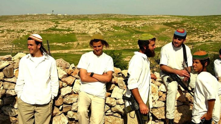 Israeli settler violence: 6 incidents in 2 days