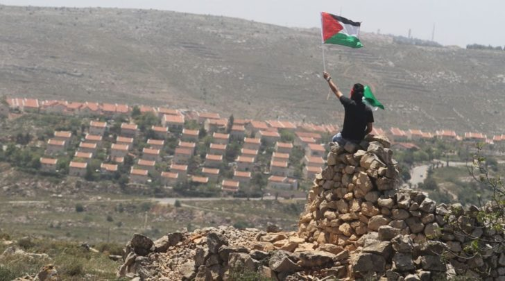 Merry Christmas, Israel is building 2,191 new settlement housing units on Palestinian land