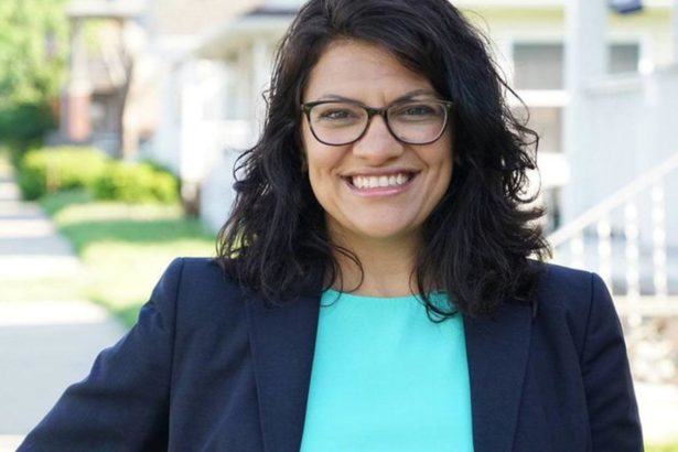 Palestinian-American Congresswoman to take delegation to West Bank