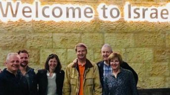 AIPAC takes newly elected Congress members, CNN's Setmayer on propaganda trips to Israel