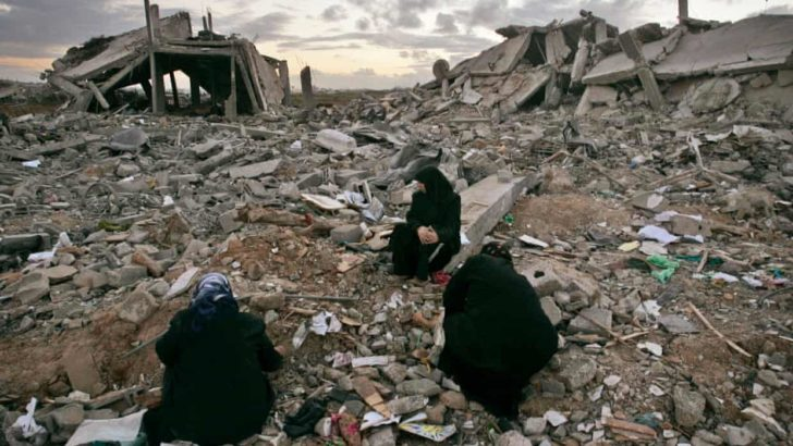Ten years after the first war on Gaza, Israel still plans endless brute force