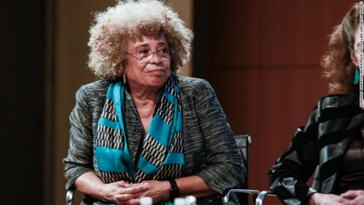 JTA: Angela Davis lost award due to local Jewish pressure, says Birmingham mayor