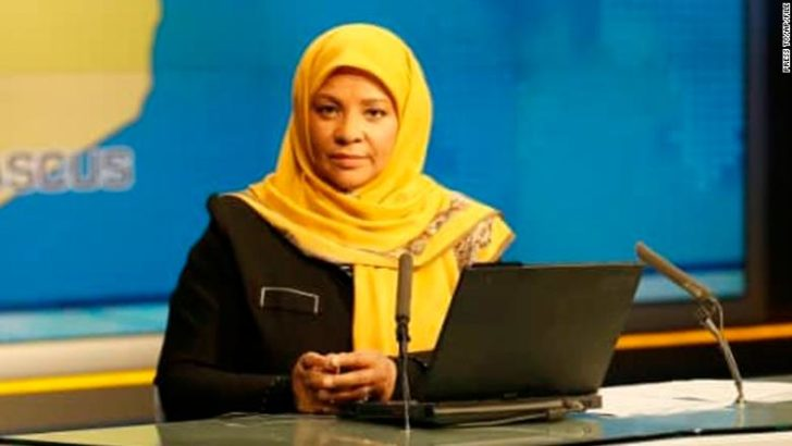 FBI refuses to discuss detention of American Iranian TV anchor Marzieh Hashemi