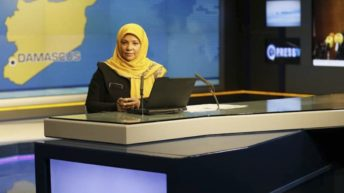 Marzieh Hashemi released!