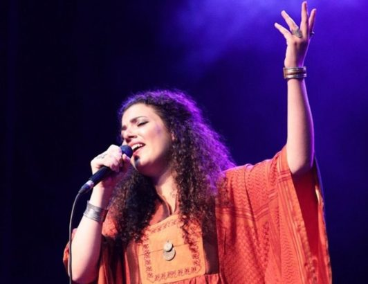 A Palestinian musician describes her ordeal at Ben Gurion Airport