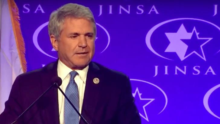 McCaul introduces House bill to give Israel billions of dollars, combat BDS