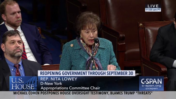 """Israel has starring role in H.R.648, """"Consolidated Appropriations Act of 2019"""""""