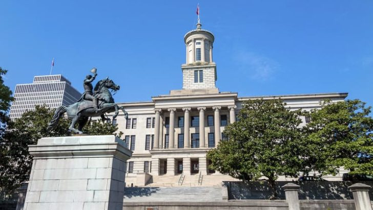 """Tennessee """"fights anti-Semitism"""" by passing resolution supporting Israel"""