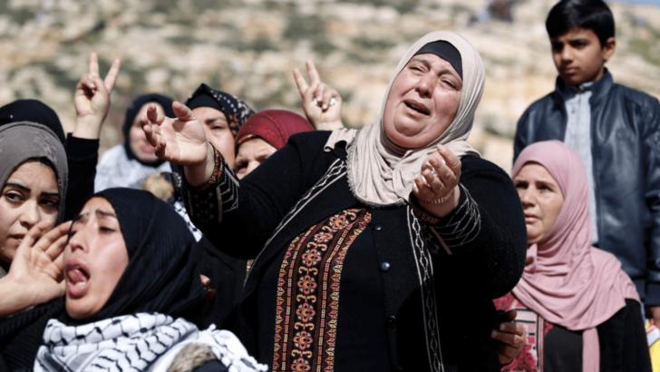 Israel's 11th Commandment: shoot, then confiscate