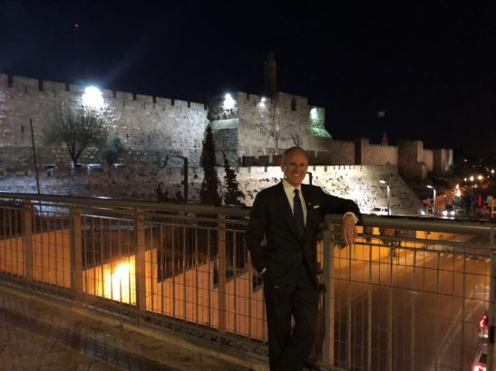 Anti-Semitism Envoy Elan Carr puts Israel (not Jews) front and center