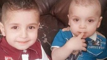 Two Palestinian children killed in home fire after Israel blocks fire trucks