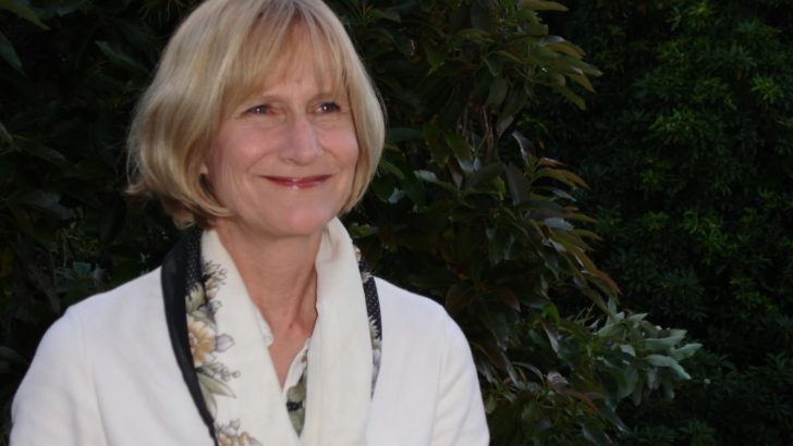 Alison Weir: advocating for Palestine 18 years and counting