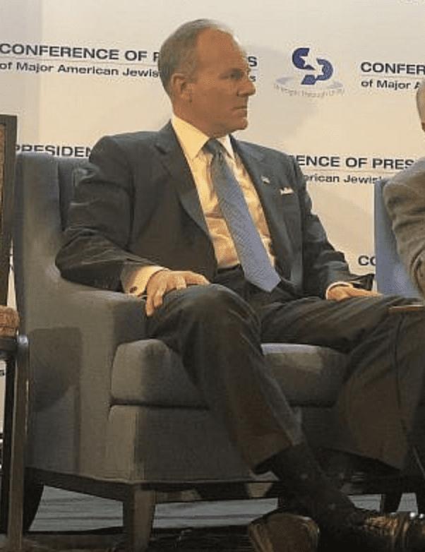 elan carr talks about anti-semitism