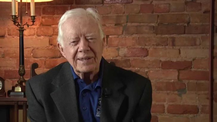 President Carter: Congress should reject unconstitutional anti-BDS laws